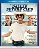 Dallas Buyers Club (Blu-ray + DVD + Digital HD with UltraViolet)