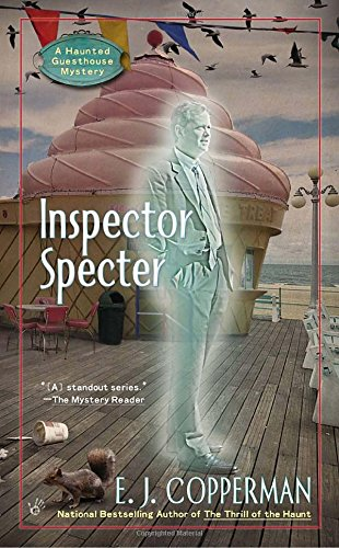 book cover of Inspector Specter