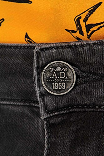 David Black Noir Jeans Amelie Anna Boyfriend PdxgqpIdYw