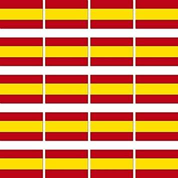 20 unidades de 3 cm de la bandera de España modelo RC Mini ...