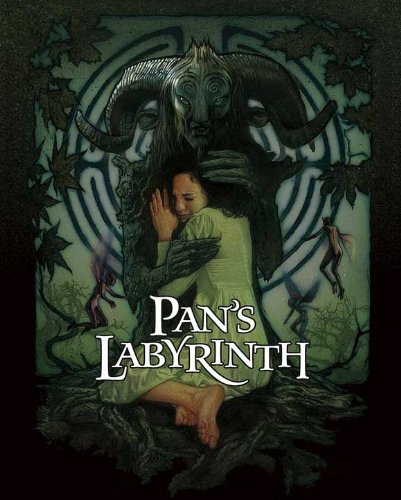 Pan's Labyrinth POSTER Movie (27 x 40 Inches - 69cm x 102cm) (2006) (Style H)