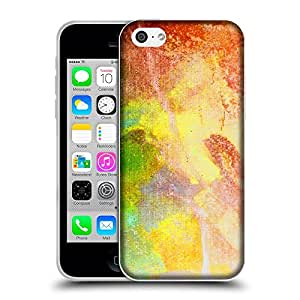 Super Galaxy Coque de Protection TPU Silicone Case pour // V00001870 resumen de color completa // Apple iPhone 5C