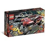 LEGO - Racers - jeu de construction - Fire Crusher