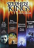 Stephen King Collection (Includes: Dead Zone, Pet Sematary, Silver Bullet, Graveyard Shift) (Bilingual)