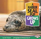 img - for A Harbor Seal Pup Grows Up (Baby Animals) book / textbook / text book