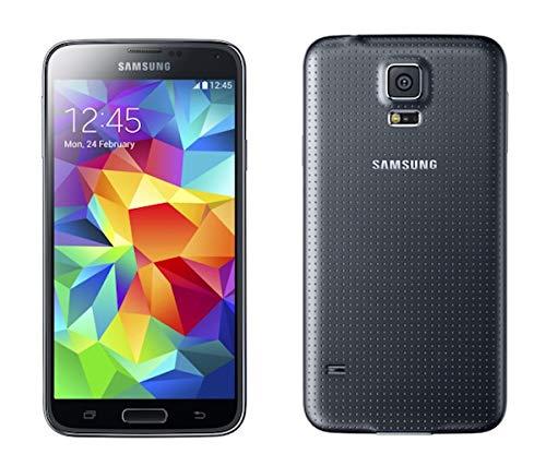 Samsung SM-G900V - Galaxy S5-16GB Android Smartphone Verizon - Black (Renewed)
