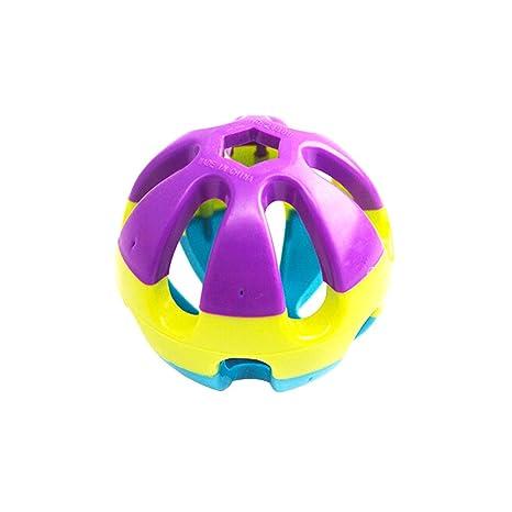 ueetek bola de plástico para la pelota de bell Pet Pet Dog Play ...