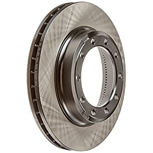 Centric Parts 120.83014 Premium Brake Rotor with E-Coating