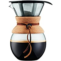 Bodum Pour Over Coffee Maker w/Permanent Filter