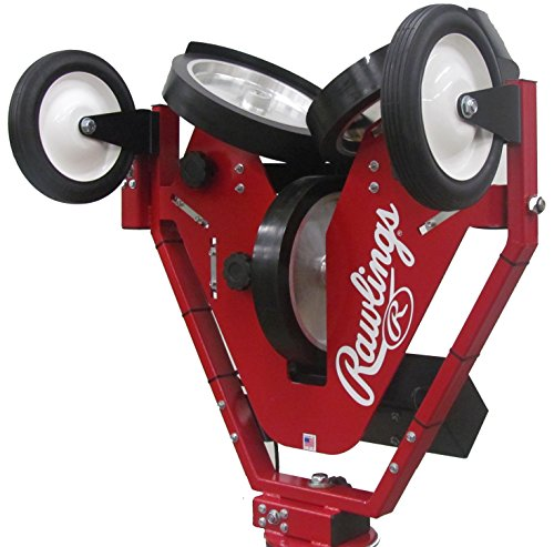 Rawlings Pro Line 3 Wheel Baseball Pitching Machine