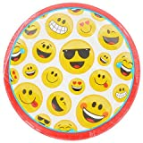 Emoji Party Paper Plates, 9 in., 18-ct. Packs