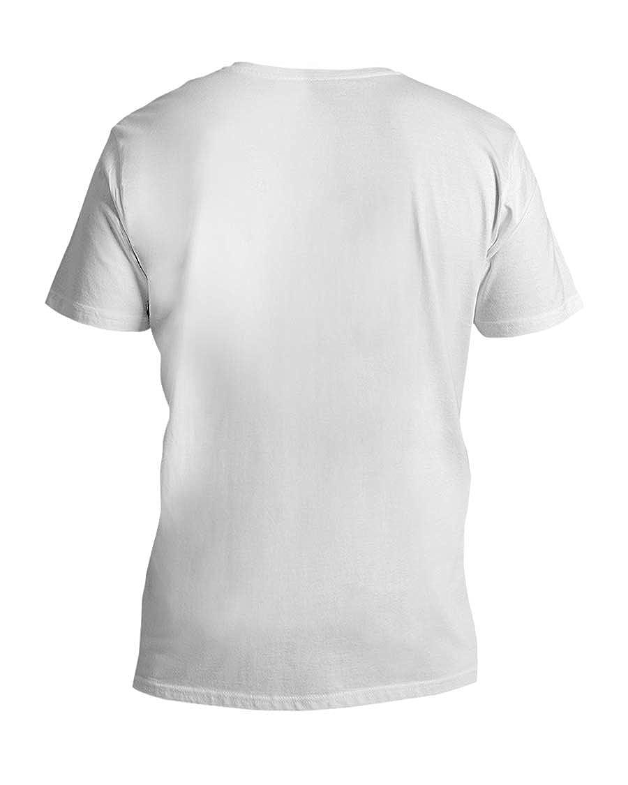 Barbara Sweet Taste Bud Crete V-Neck T-Shirt White XS