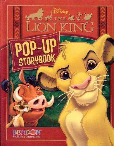 (Lion King, Lady & the Tramp, Bambi, Peter Pan (4 pop up books) (Walt Disney Pop Up Storybooks, All 4 Volumes))