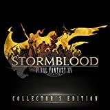 Final Fantasy XIV: Stormblood Collector's Edition - PS4 [Digital Code]