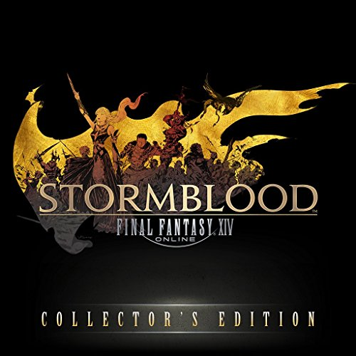 Final Fantasy XIV: Stormblood Collector's Edition - PS4 [Digital Code] by Square Enix