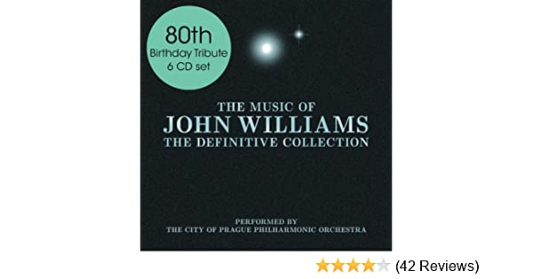The Music of John Williams: The Definitive Collection by The City Of