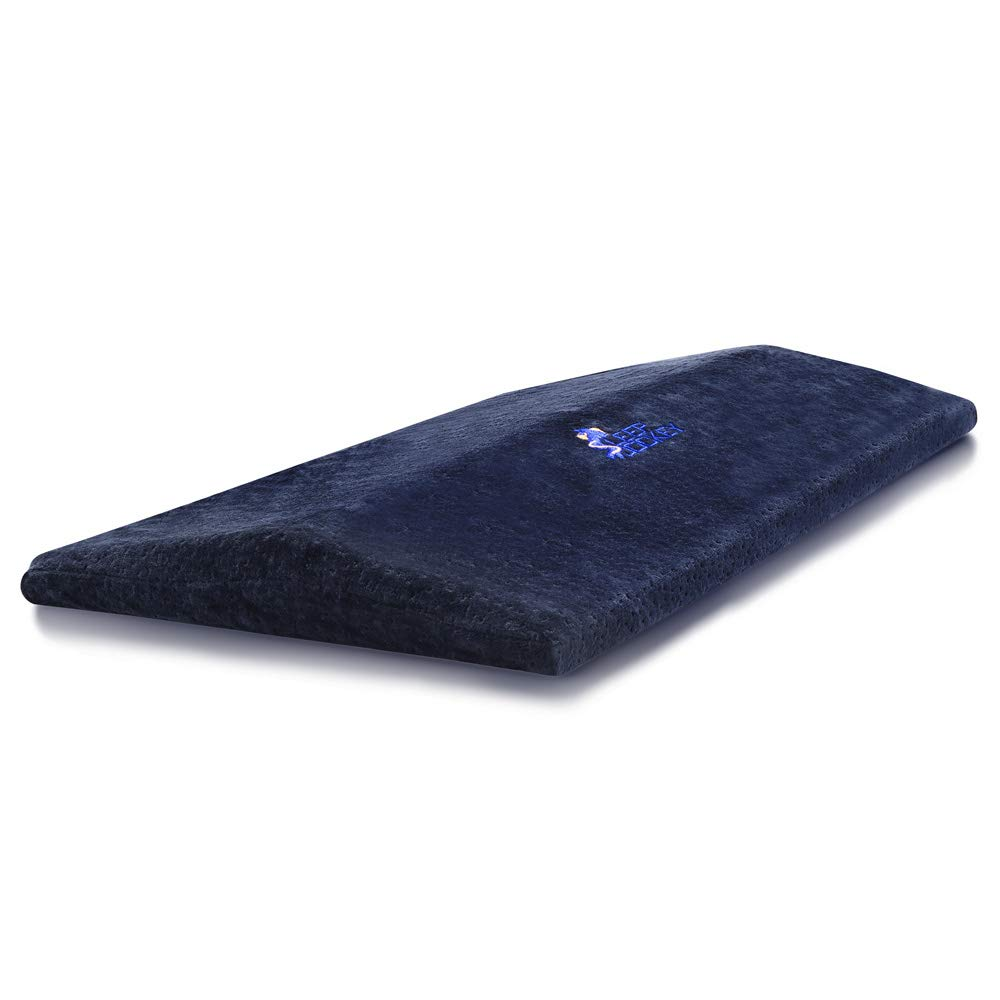 Sleep Jockey Lumbar Pillow for Bed Back Pain by Sleep Jockey