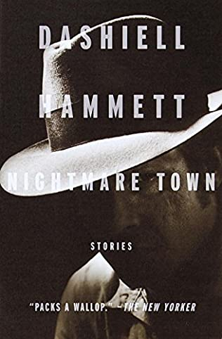 book cover of Nightmare Town