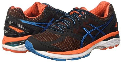 Gt noir 2000 Orange Chaussures Hommes Flamme Jewel Bleu 4 Noir Asics 5YxZqgn