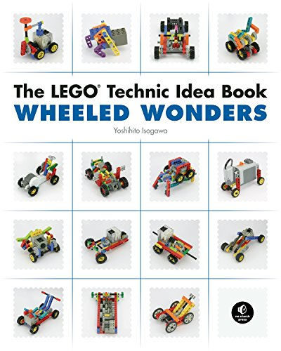 2: The LEGO Technic Idea Book: Wheeled Wonders (K-2 Halloween Activities)