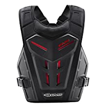EVS Sports REVO 4 Roost Guard (Black, Large/X-Large)