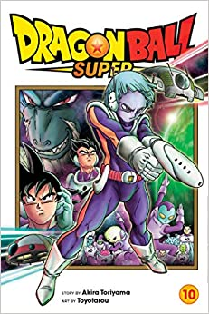 Book's Cover of Dragon Ball Super, Vol. 10 (Inglés) Tapa blanda – Ilustrado, 1 septiembre 2020