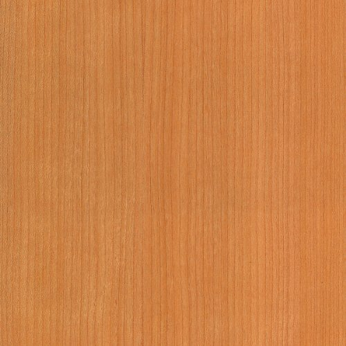 Cherry Wood Veneer B Grade Qtr Cut 2'x8' 10 mil