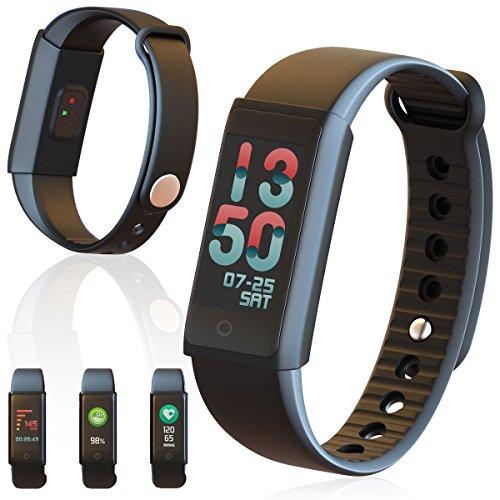 Indigi Sporty Bluetooth Fitness Tracker & Watch