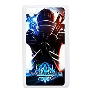 Ipod Touch 4 Phone Case Cover Sword art online ( by one free one ) T64527