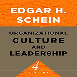 Organizational Culture and Leadership Audiobook