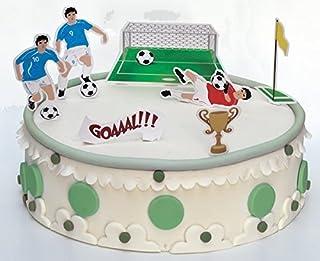 GIVI Itali supporto UPS Football cake Decorations