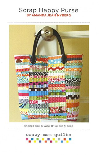 Scrap Happy Purse by Amanda Jean Nyberg
