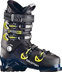 X ACCESS 80 Wide incorporates a generous 104mm last with specific deformation zones around metatarsals and cuff on the liner for a perfect fit. It's the new the reference recrational boot. TwinframeFlex Liner Sport+Flex AnkleFlex Calf ZoneFle...