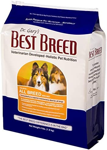 Best Breed All Breed Dog Diet Made in USA Natural Dry Dog Food For All Breeds and Sizes