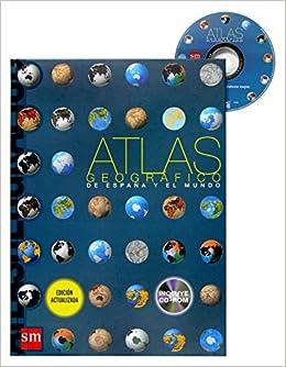 Atlas geográfico de España y del mundo - 9788467517644: Amazon.es: Equipo de Educación Secundaria de Ediciones SM,: Libros