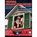 Wonderland Window Virtual Holiday Movie Projector 14 Holiday Movies Your Own Movies