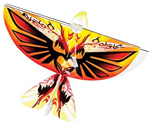 Amazon.com: Radio Control Flying Bird Orange Phoenix: Toys