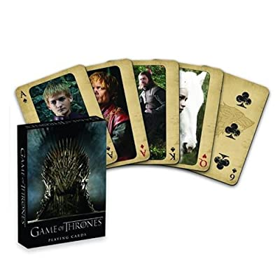 Game of Thrones Playing Cards: Cards: Toys & Games