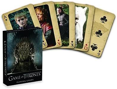 Game of Thrones Playing Cards: Cards: Amazon.es: Juguetes y juegos