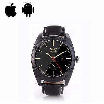 SmartWatch Bluetooth reloj inteligente Reloj Deportivo,Sensor de frecuencia cardíaca,Sleep Monitor,diseñado
