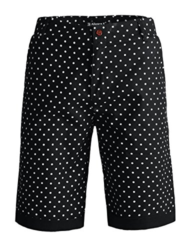 uxcell Allegra Buttoned Pockets Cuffed