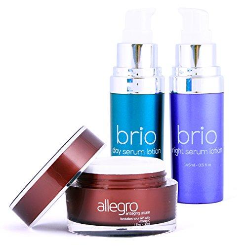 anti-aging-skin-care-treatment-with-allegro-cream-brio-serum-pack-of-2