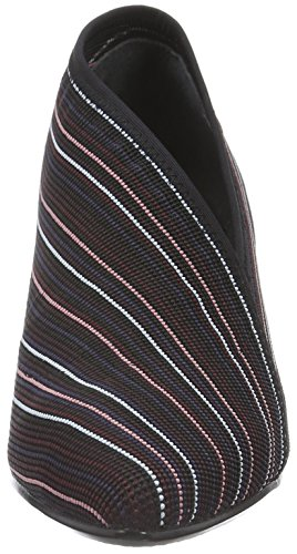 United Mehrfarbig Lite Mujer Fold Multicolor Tacones Nude Mid Glitch vxAqPTwvr0
