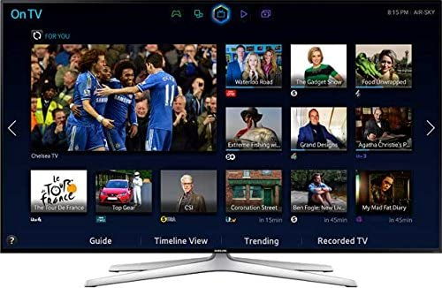 SAMSUNG UE48H6240 48 En Full HD TDT HD 3D LED Smart TV.: Amazon.es: Juguetes y juegos