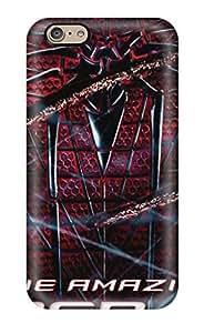 AmandaMichaelFazio Iphone 6 Hybrid Tpu Case Cover Silicon Bumper The Amazing Spider-man 100