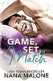 Game, Set, Match (Love Match Book 1)