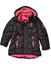 U.S. Polo Assn. Girls' Outerwear Jacket (More Styles Available)