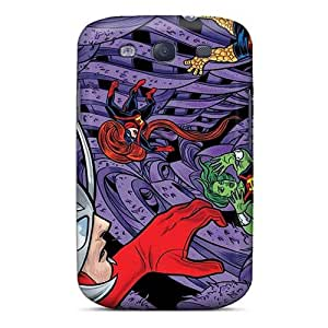 Samsung Galaxy S3 IWz7885dJOu Provide Private Custom Realistic Ant Man Image Excellent Cell-phone Hard Cover -PhilHolmes