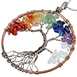 NIUTA Tree of Life Natural Healing Crystals