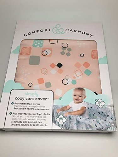 Comfort & Harmony Cozy Cart Cover, Peach color